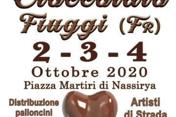 Festa del cioccolato Fiuggi 2020